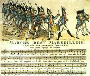 Image result for the marseillaise