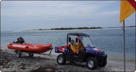Club All Terrain Vehicle (ATV) and IRB